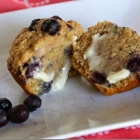 Deliciously healthy blueberry muffins