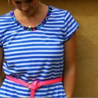 """Sew"" Easy T-shirt dress"