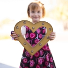 Valentine's Day Circle Dress