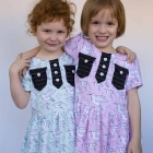 Hummingbird Play Dresses