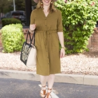 Springing for shirtdresses