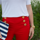 Patriotic Tripoli Trousers