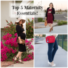 Top 5 Maternity Essentials
