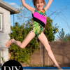 DIY Girl's Leotard