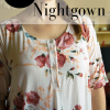 DIY Nursing-Friendly Nightgown