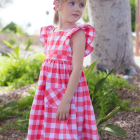 Pinafore Pattern Hack