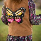 Boho Butterfly - Project Run & Play Week 1