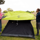 Camping with kids: how to get sleep!