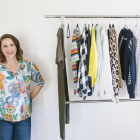 Colorful Capsule Wardrobe