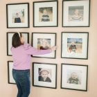 Create a Gallery Wall: Big Impact for Little Cost!